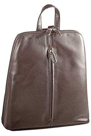 Picard Damen Taschen - Luis Rucksack aus Rindsleder - Handyfach, Steckfach für Visitenkarten, Reissverschlussfächer