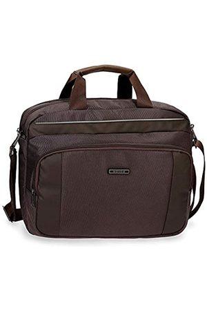 MOVOM Laptop- & Aktentaschen - Clark Anpassbare Laptop-Aktentasche mit zwei Fächern 40x30x11 cms Polyester 15