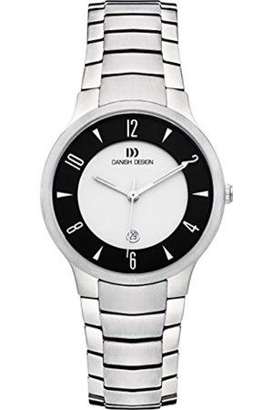 Danish Design Damen Uhren - Damen-Armbanduhr Analog Titan DZ120205