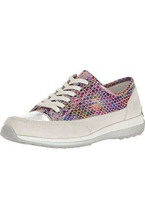 ARA Hermine Damen Sneaker, (Multi Mamba/Wolke/ Metallic)