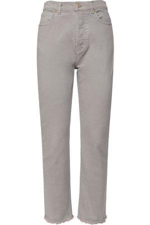 ALEXANDRE VAUTHIER Jeans Aus Baumwolldenim