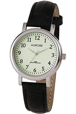 AURORE Damen Uhren - DamenAnalogQuarzUhrmitEdelstahlArmbandAF00060
