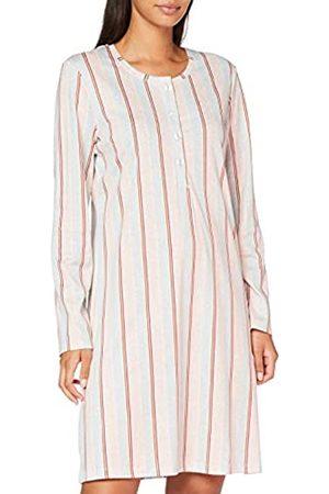 Seidensticker Damen Blusen - Damen Women Sleepshirt, Long Sleeve Nachthemd