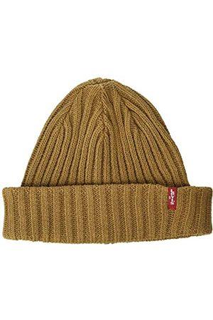 Levi's Herren Hüte - Herren Ribbed Beanie-Mütze