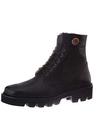 Neosens Damen Stiefel - Damen MUNSON Halblange Stiefel, Black