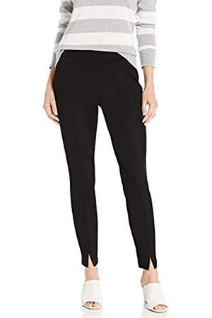 NYDJ Damen Leggings & Treggings - Damen Basic Ponte with Front Slit Leggings