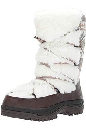 MUK LUKS Damen Winterstiefel - Damen Women's Massak Snowboots modischer Stiefel