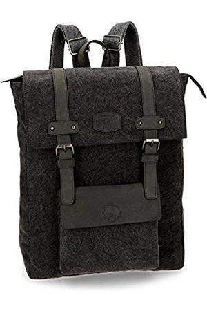 Pepe Jeans Horse Lässiger Laptop-Rucksack 34x42x14 cms Leinwand