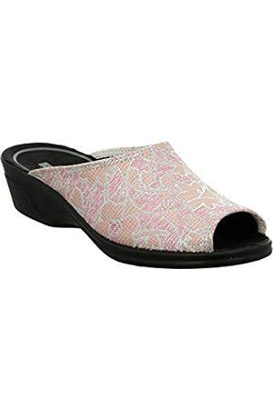 Romika Damen Hausschuhe - Damen Remo 313 Pantoffeln, Pink ( 040)