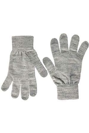 Pieces Damen PCNEW BUDDY SMART GLOVE NOOS BC Handschuhe, Light Grey Melange