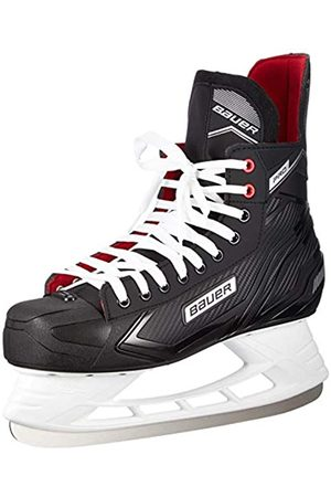 Bauer Unisex-Kinder Pro Skate Feldhockeyschuhe, ( -Weiss- -Si 900)