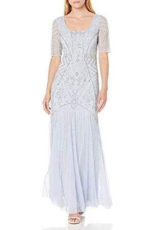 Adrianna Papell Damen Beaded Gown Kleid für besondere Anlässe