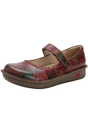 Alegria Damen Sandalen - Women's Belle Southwestern Romance Leather Shoes 11.5-12 M US