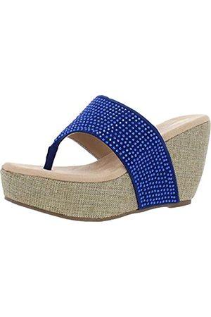 Volatile Majestic Damen Sandalen mit Keilabsatz