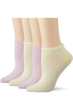 Marc O'Polo Body & Beach Damen Socken & Strümpfe - Damen Socken, 4er Pack, 39/42