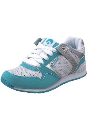 Osiris Hayou Lt W 22291148, Damen Sneaker, grünblau/ /silbern
