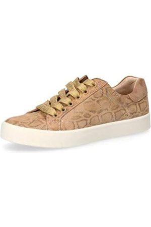 Caprice Damen Schuhe - Damen Ivy Sneaker, (Sand Snake Com 366)