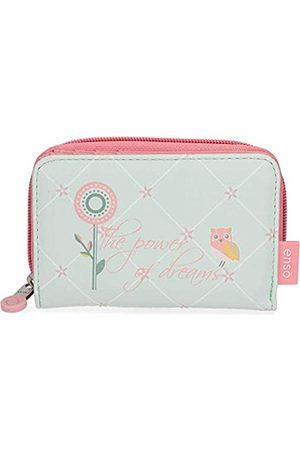 Enso Owls Brieftasche mit Portemonnaie 12,8x8