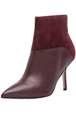 Nine West Damen Stiefel - Women's wnEddie Fashion Boot, Red