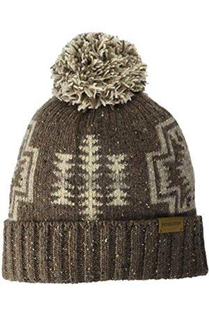 Pendleton Damen Hat with Pom Hut für kaltes Wetter
