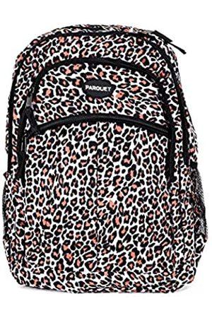 Crazy4Bling Schulrucksack mit Leopardenmuster