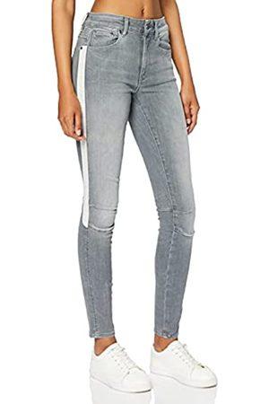 G-Star Damen Jeans Biwes Stripe High Waist Skinny
