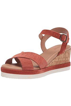 Crevo Damen Sycamore Keilabsatz-Sandale