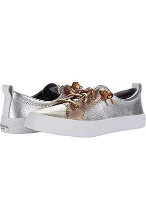 Sperry Crest Vibe Damen-Sneaker, (Silberfarben)