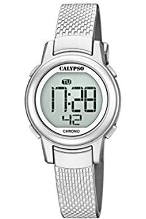 Calypso DamenDigitalQuarzUhrmitPlastikArmbandK5736/1