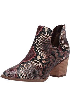 Blondo Damen Bootie Fashion Boot, (Rote Schlange)