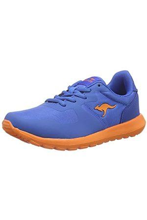 KangaROOS Jungen Schuhe - Unisex-Kinder K-X 2222 Low-Top, (royal Blue/ 476)
