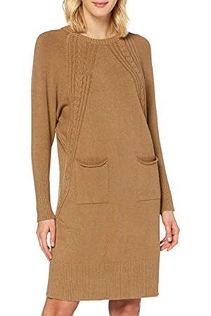 Apart Damen Knitted Dress Lässiges Kleid