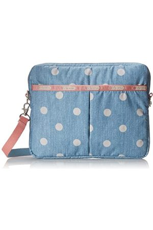 LeSportsac Damen Laptop- & Aktentaschen - Umhängetasche für iPad, Blau (Marais)