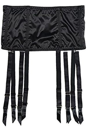 TVRtyle Damen Strumpfband mit 8 Bändern, abnehmbare Metallschnallen, sexy Strumpfgürtel für Strümpfe