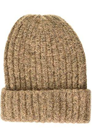 Pieces Damen Hüte - Damen PCPYRON Structured Hood NOOS BC Mütze, Natural
