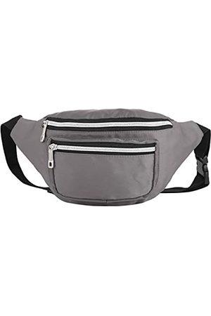 YUNHE Bauchtasche für Männer und Frauen, modische Hüfttaschen mit verstellbarem Gürtel, lässige Bauchtaschen für Reisen, Sport