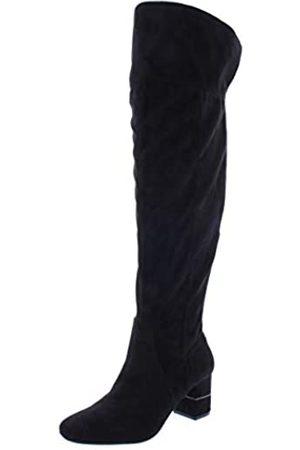 Alfani Damen Overknees - Frauen Novaa Wide Calf Geschlossener Zeh Fashion Stiefel Groesse 8 US /39 EU