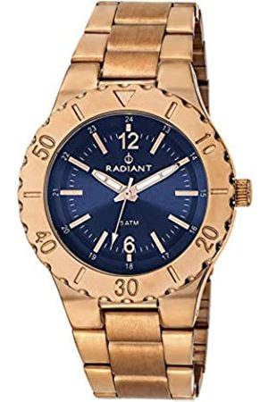 Radiant Damen Analog Quarz Uhr mit Edelstahl Armband RA368205