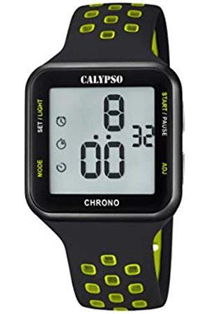 Calypso Damen Uhren - DamenDigitalQuarzUhrmitPlastikArmbandK5748/6