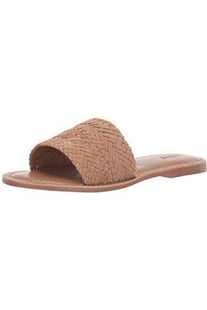 Crevo Damen Sandalen - Damen Dylann Flache Sandale