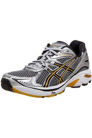 Asics Herren Schuhe - Men's GT-2140 Running Shoe,Black/Onyx/Golden Rod