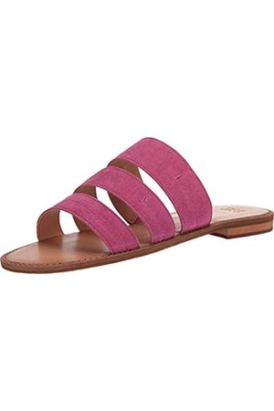 Frye And Co. Damen Evie 3 Band Slide Flache Sandale