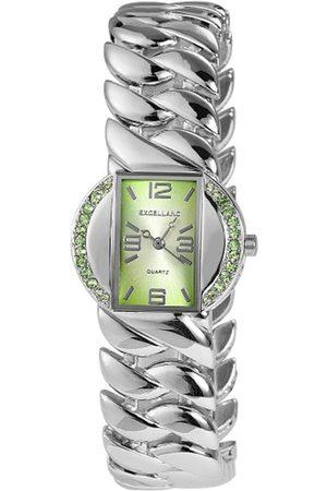 Excellanc Damen-Uhren mit Metallband 150126000007