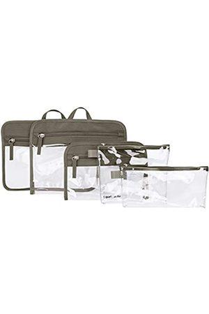 Travelon Unisex Erwachsene (Luggage-Set mit 5 Packbeuteln (Braun) - 43463-761