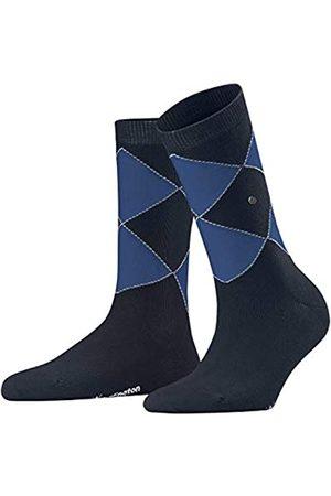 Burlington Damen Socken & Strümpfe - Damen Organic Argyle Socken
