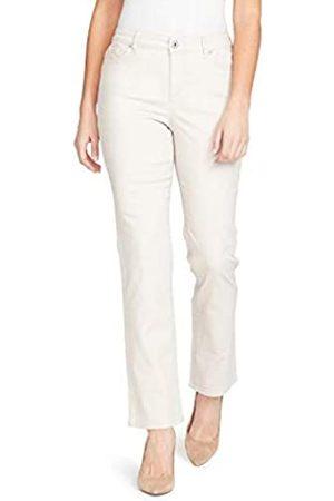Bandolino Damen Mandie Signature Fit 5 Pocket Jeans - Beige - 42 Kurz