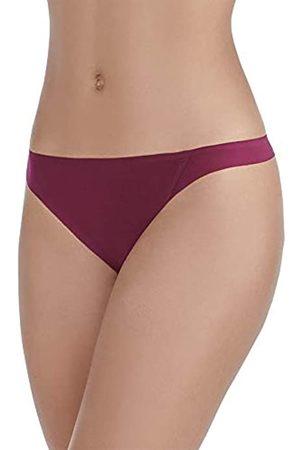 Vanity Fair Damen Slips & Panties - Damen Nearly Invisible Thong Panty 18241 Stringhöschen