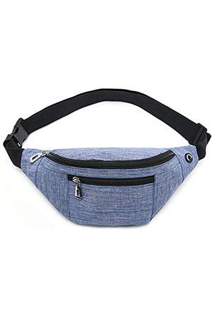 PPXGOGO Herren Sporttaschen - Bauchtasche für Damen und Herren, modische wasserdichte Hüfttaschen mit verstellbarem Gürtel