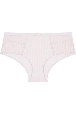 Bestform Damen Schlafanzüge - Damen Milia Boxershorts, Pink (Poudre 044)
