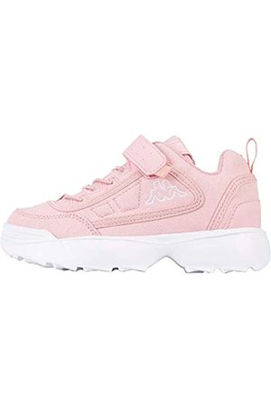 Kappa Unisex Kinder Rave Sun Sneaker, 2110 Rosü White